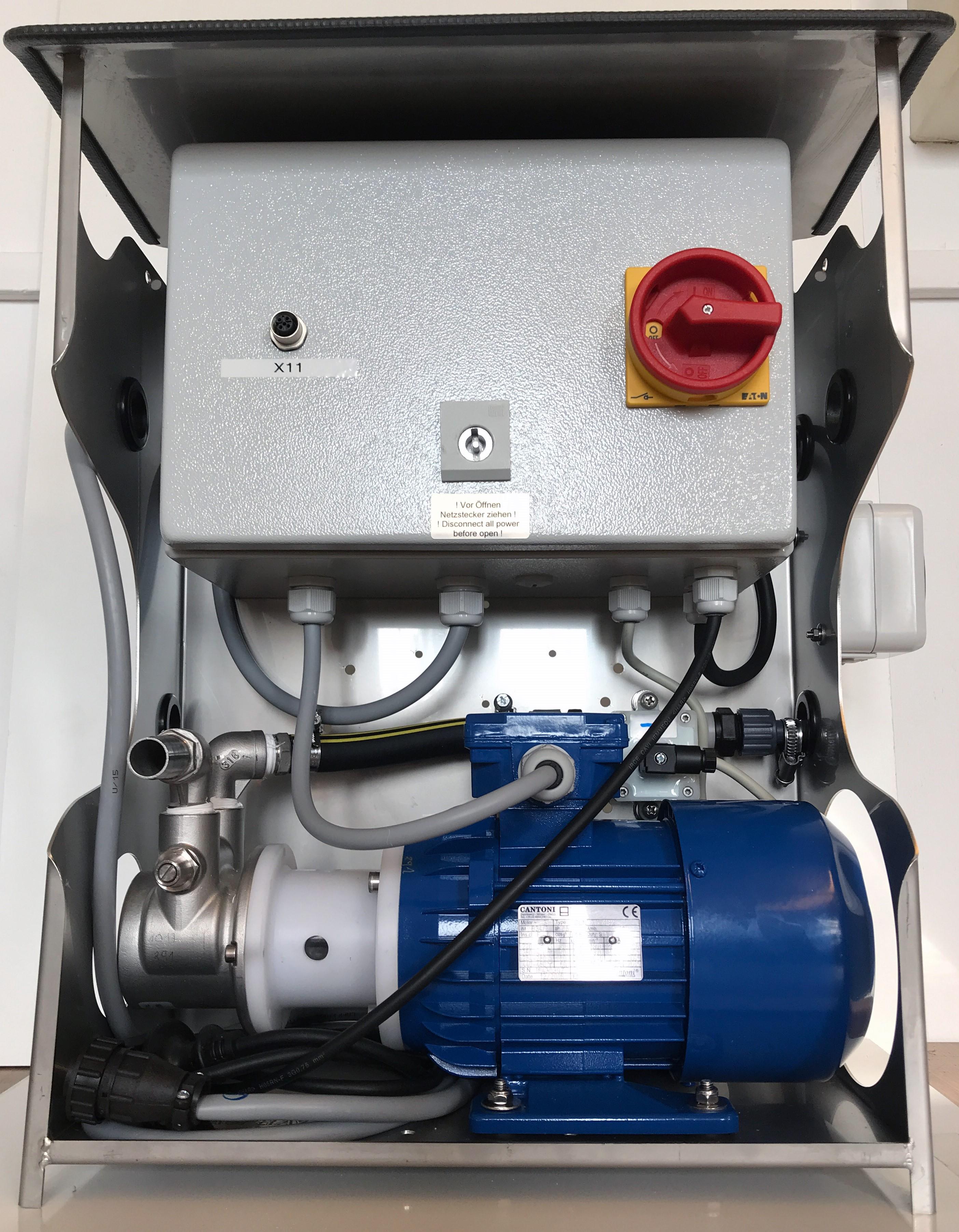 Dosiergerät SP-E-800 zur Getreidekonservierung