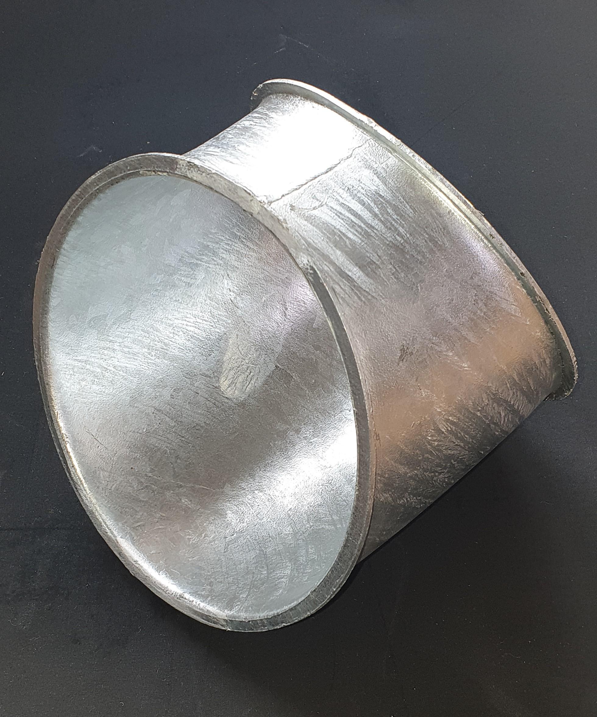 Segment verzinkt 45° / 3 mm