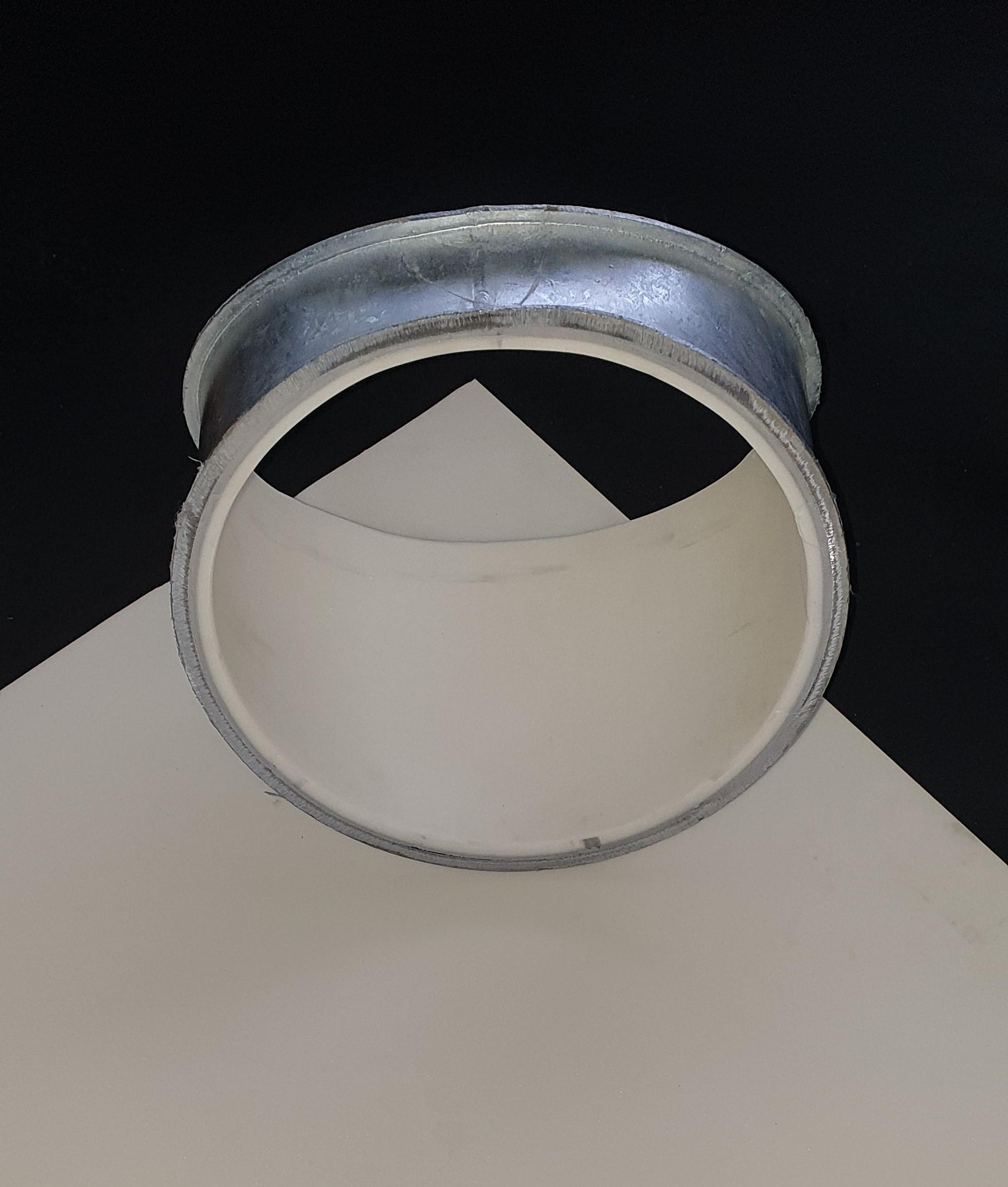Verschleißschutz - Platte Polyurethan mit Streckgitter 1990 x 990 x 8 mm