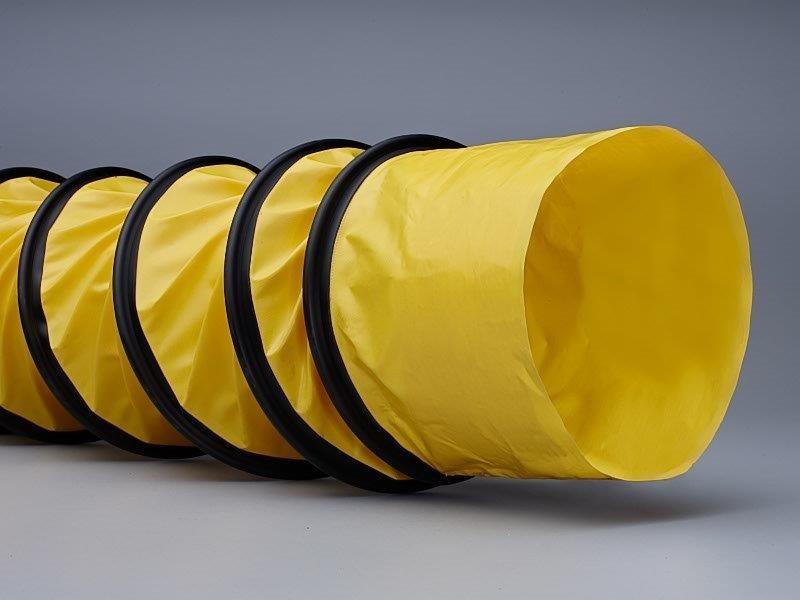 Spiralschlauch Warmluftschlauch Länge 4,0m verschiedene Durchmesser