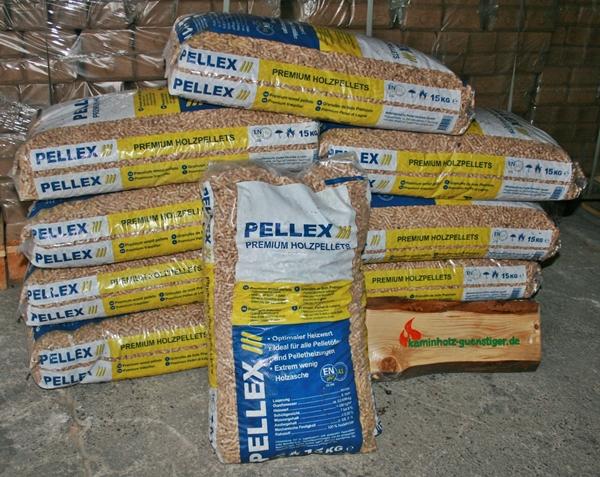 Holzpellets DIN plus  - 150 kg