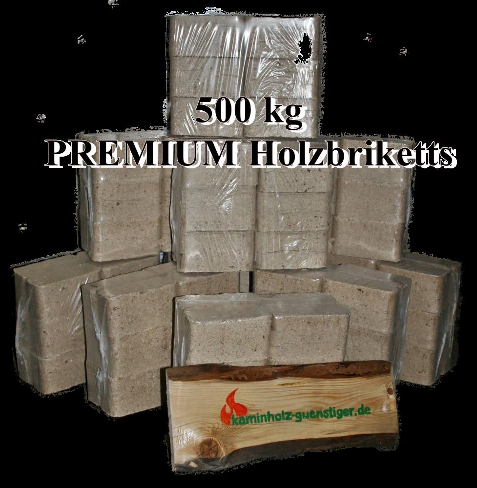 ANGEBOT MH - Briketts 500 kg
