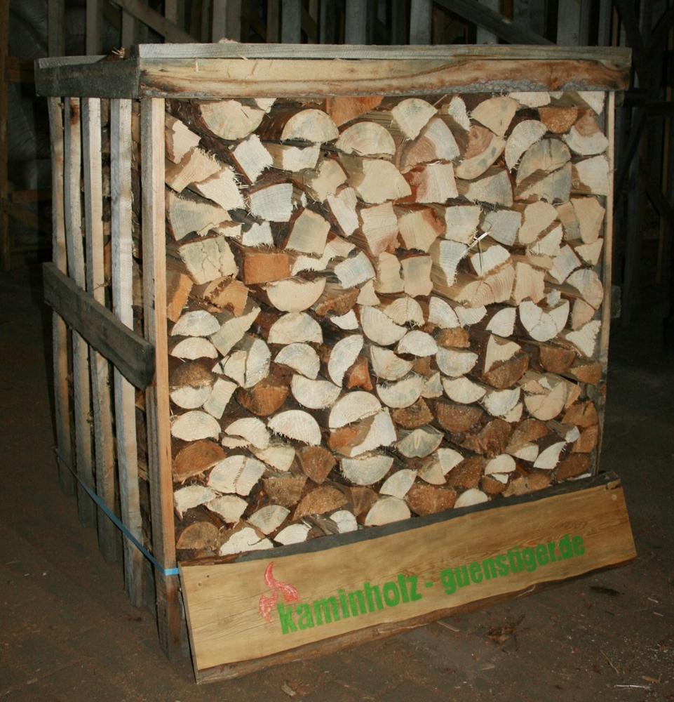 Nadelholz trocken 25 cm - 1 RM