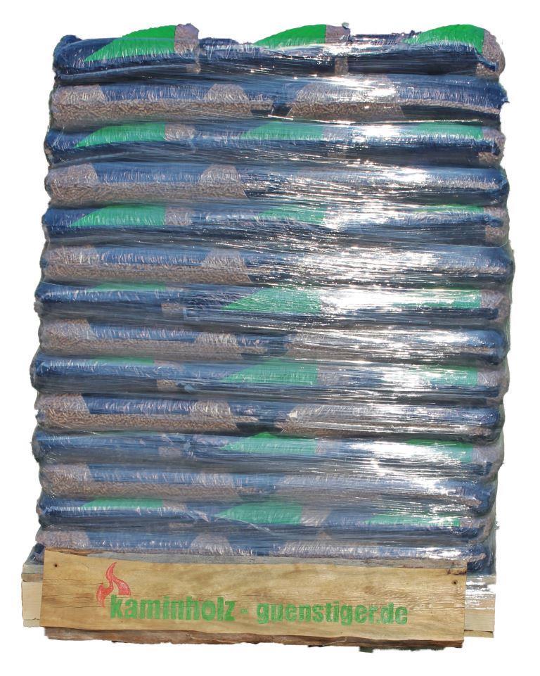 ANGEBOT - 1050 kg Holzpellets