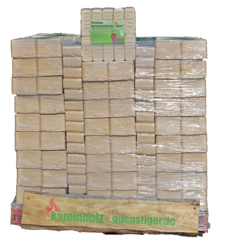 Angebot Brikett RUF Buche 960 kg