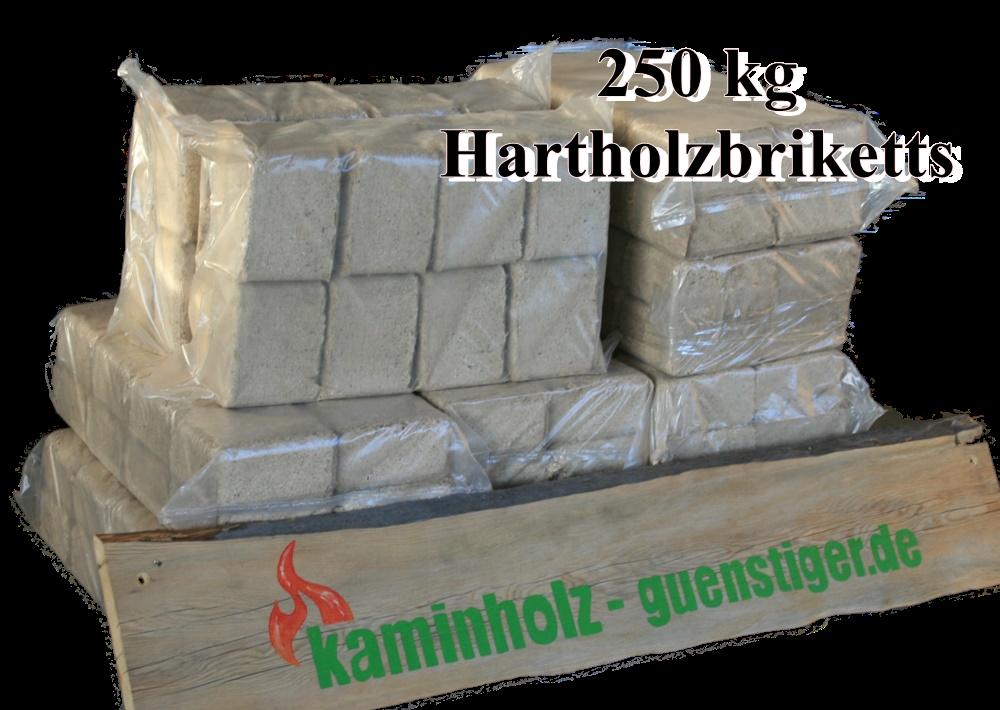 ANGEBOT HH - Briketts 250 kg