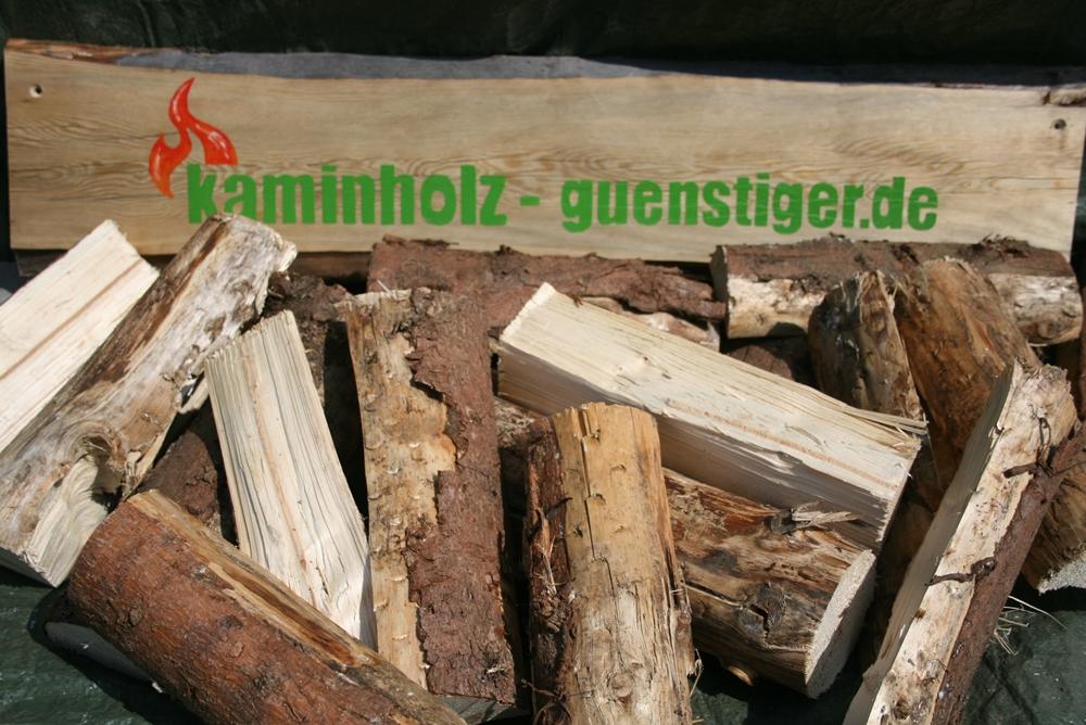 Nadelholz trocken 25 cm - RM
