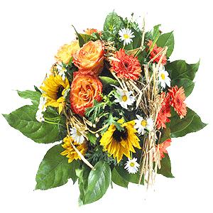 Blumenstrauss Sommerwiese