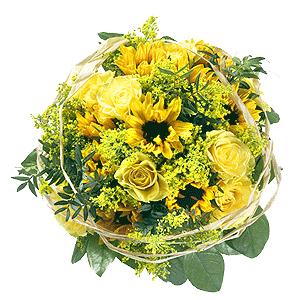 Blumenstrauss Sonnenschein