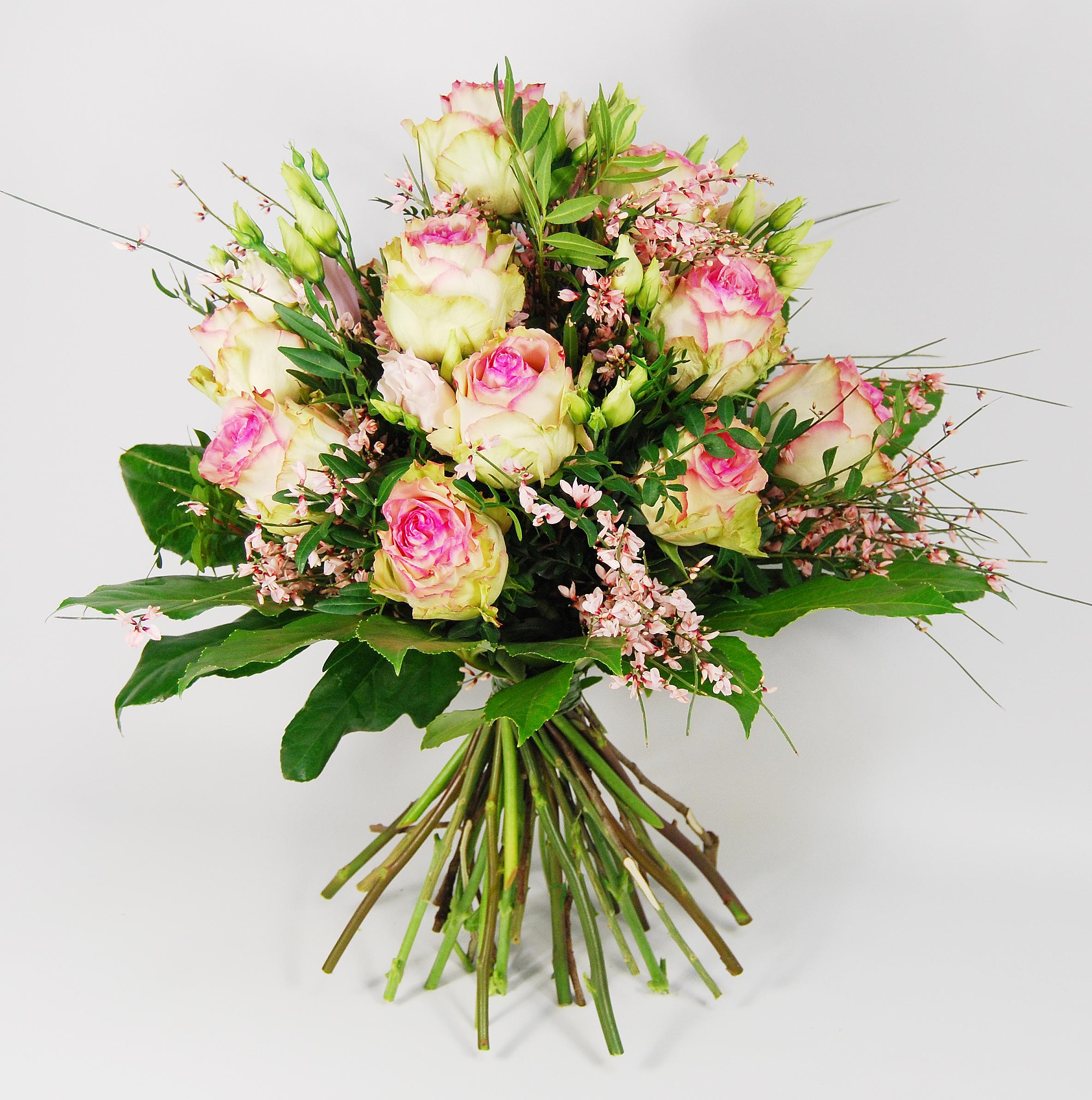 Blumenstrauss Rosa Frühling EXTRA