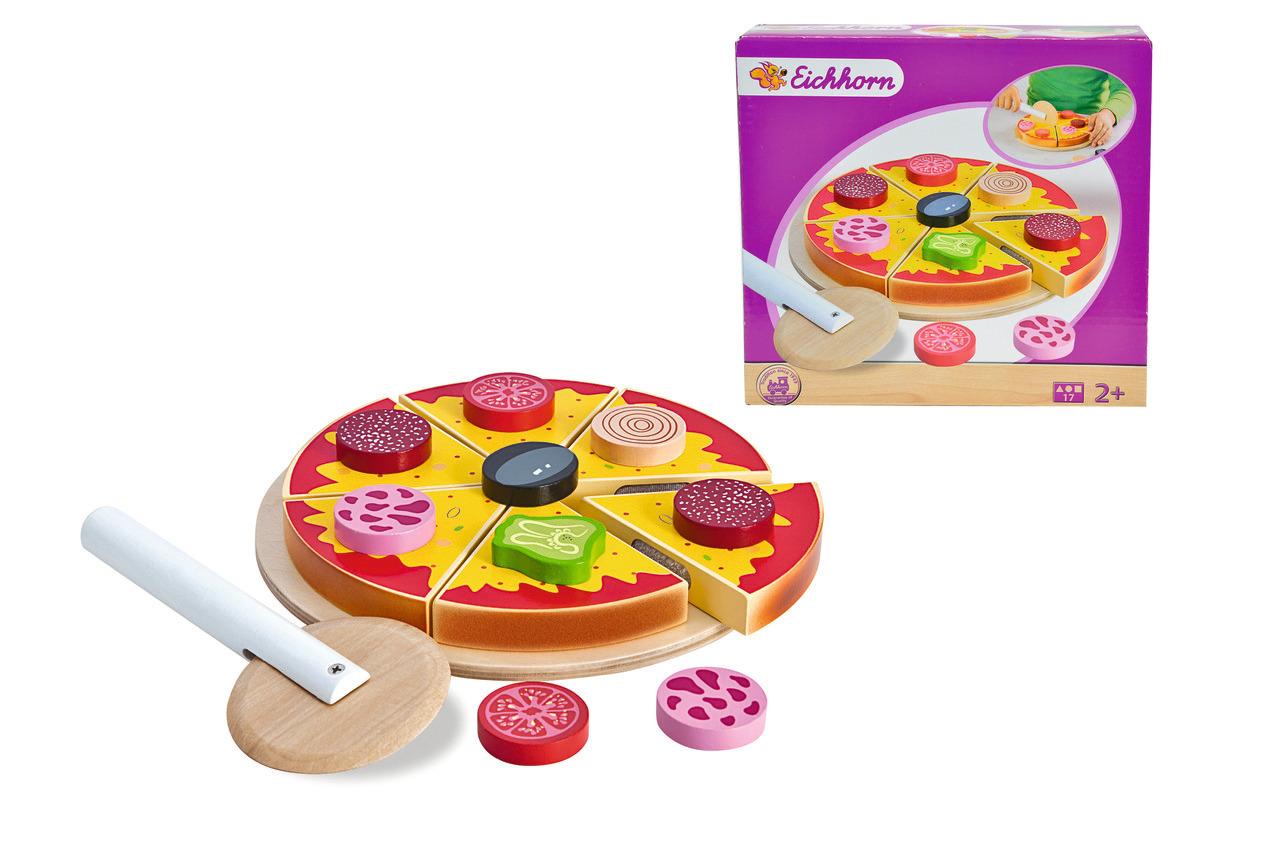Eichhorn Pizza 17tlg.