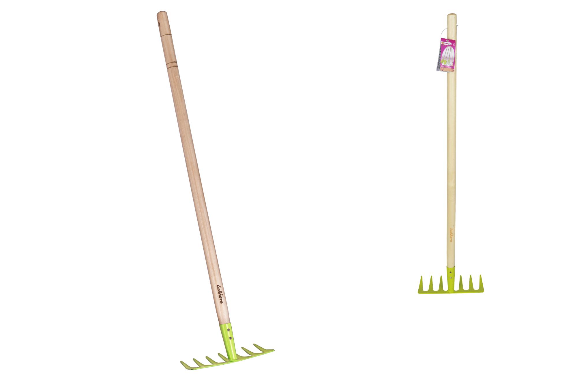 Eichhorn Gartenwerkzeug Rechen