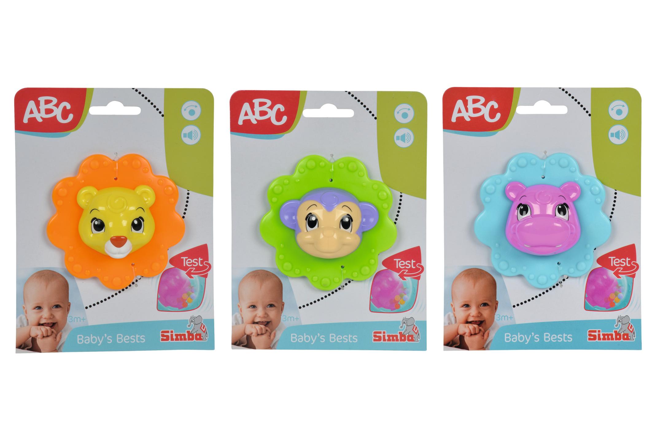 ABC Baby Tierrassel 3fs