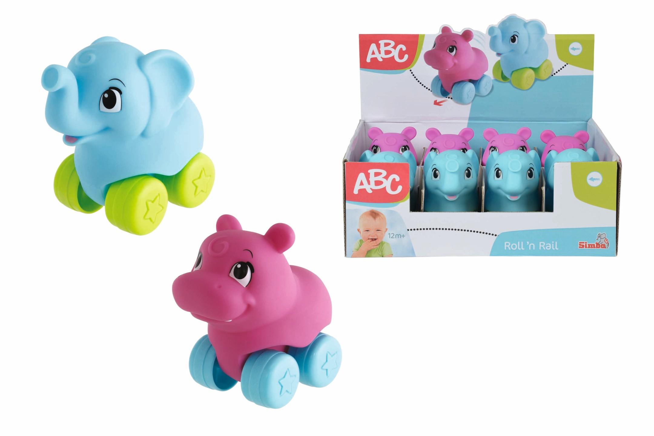 ABC Baby Schiebetier 2fs.