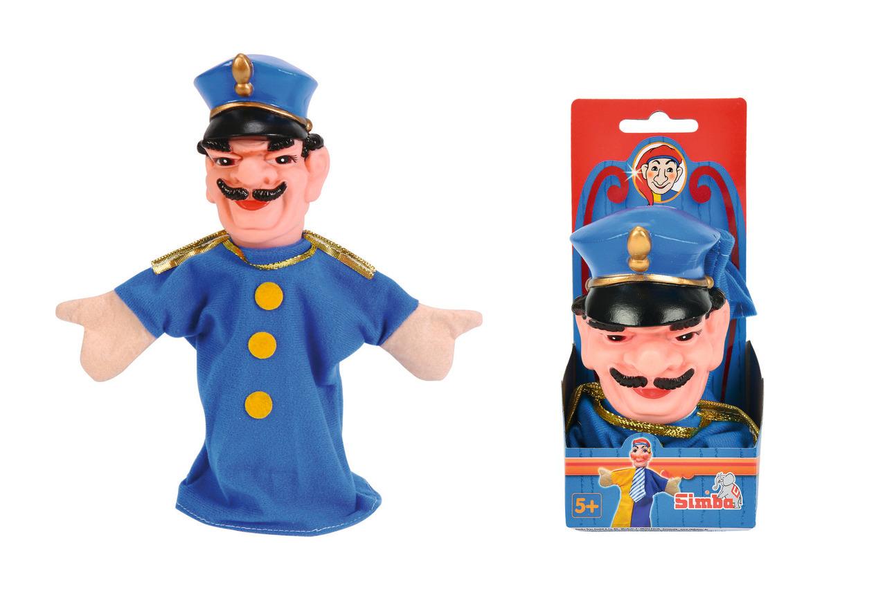 Handspielpuppe - Polizist