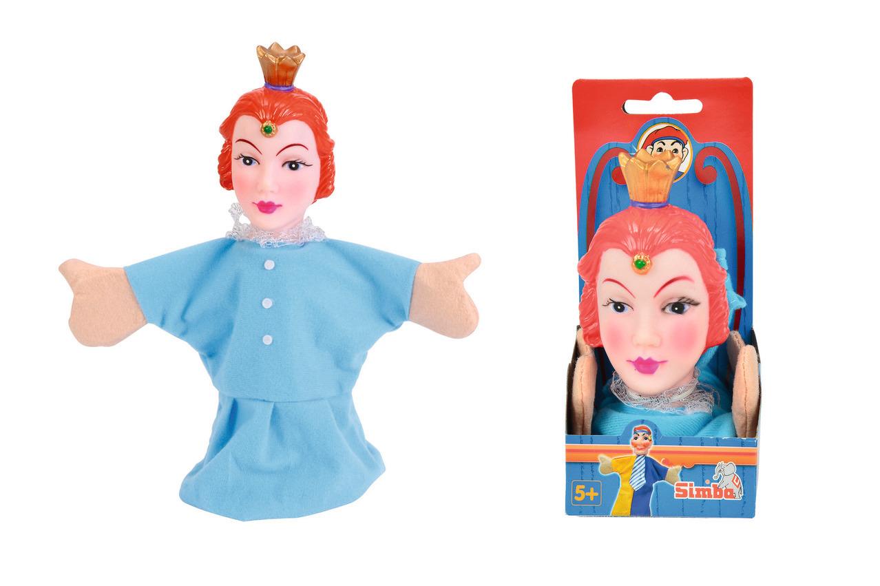 Handspielpuppe - Prinzessin