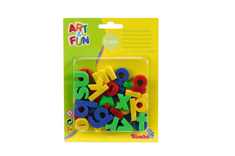 A&F Magnet Kleinbuchstaben