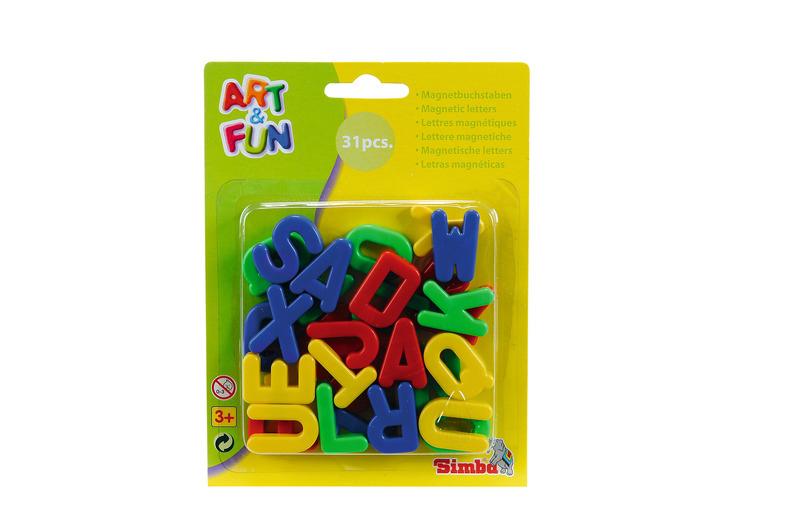 A&F Magnet Großbuchstaben