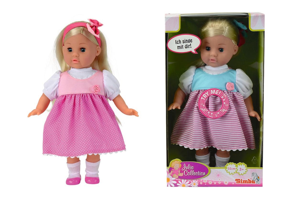 Puppe My Love singend 32cm