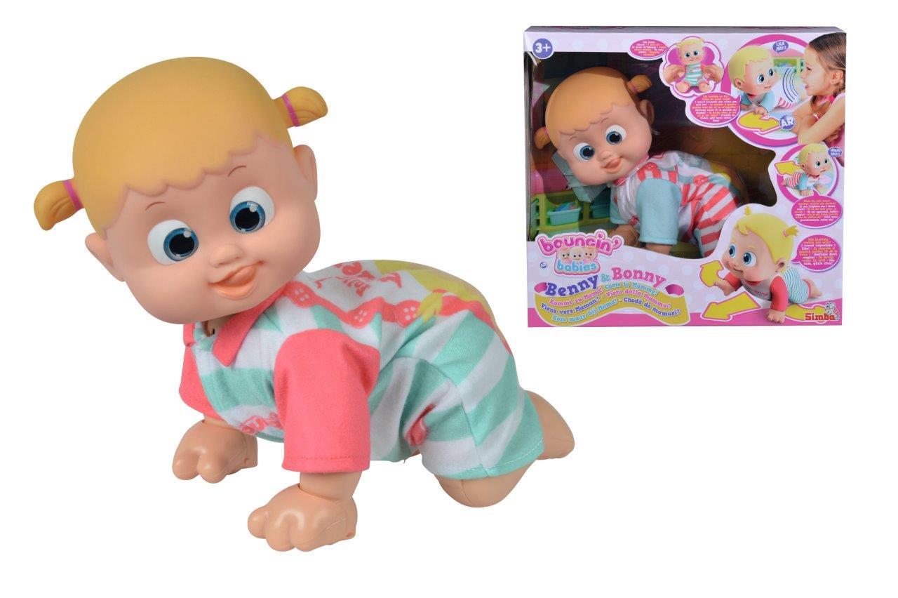 Bouncin Babies Bonny kommt zu Mama