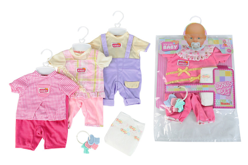 New Born Baby Bonus Pack