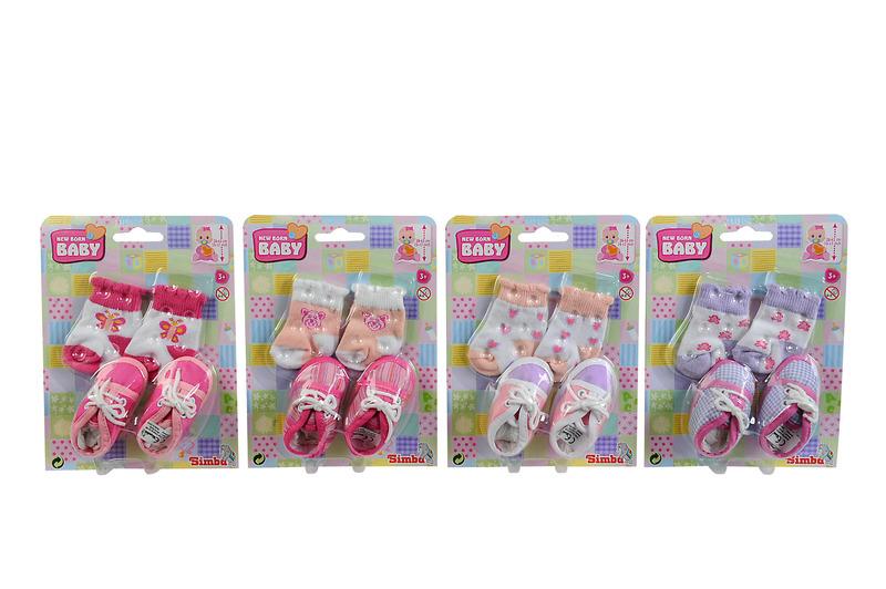 New Born Baby Schuhe und Socken