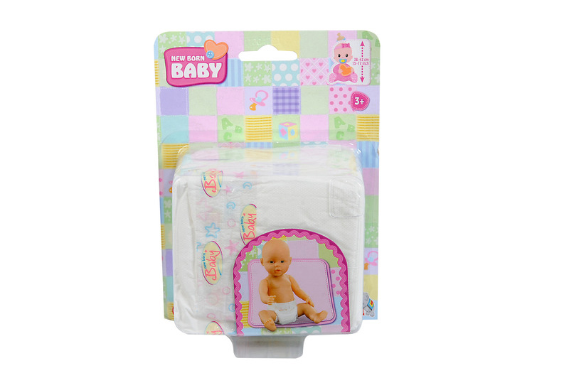New Born Baby Windeln 5er Set
