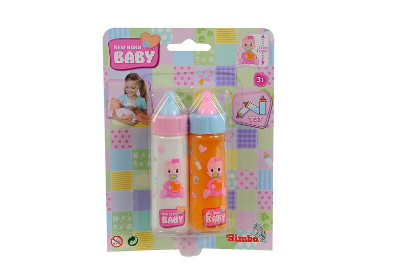 New Born Baby Magische Trinkflasche