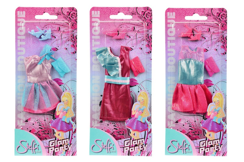 Steffi Love Glam Party Puppe 29cm