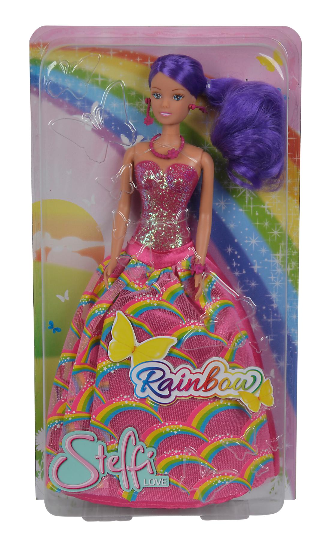 Steffi Love Rainbow 29cm