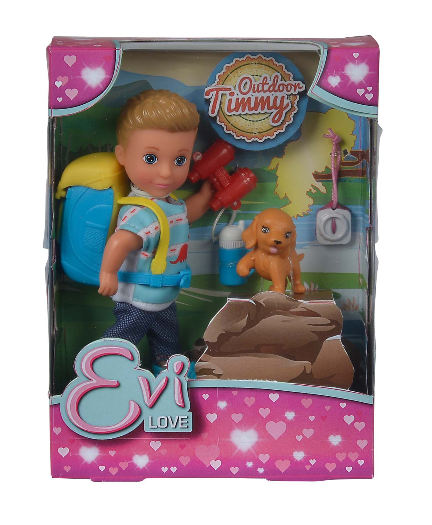 Evi Love Timmy Outdoor 12cm