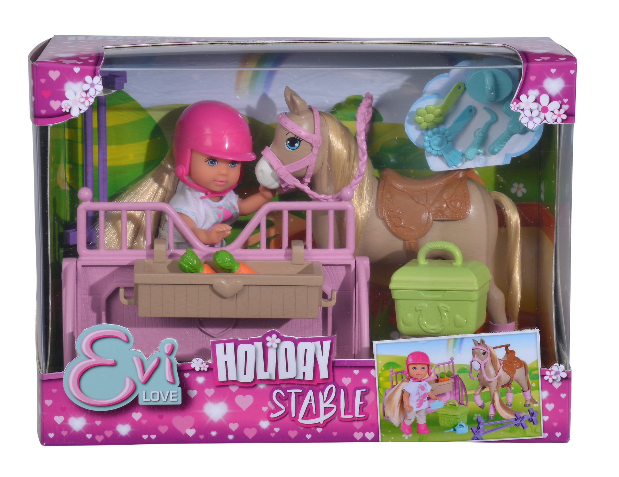 Evi Love Holiday Horse
