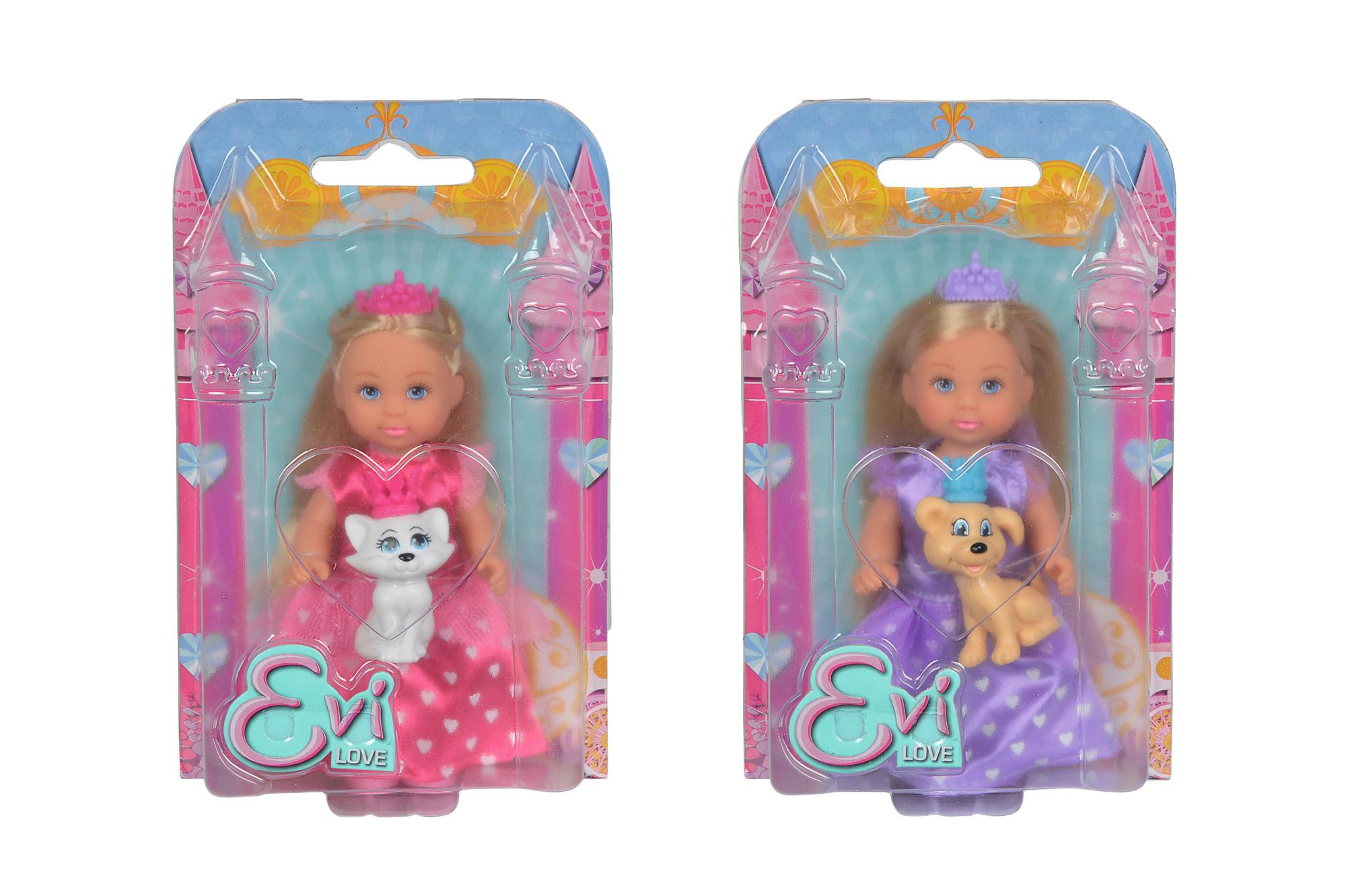 Evi Love Princess Pet 12cm 2fs