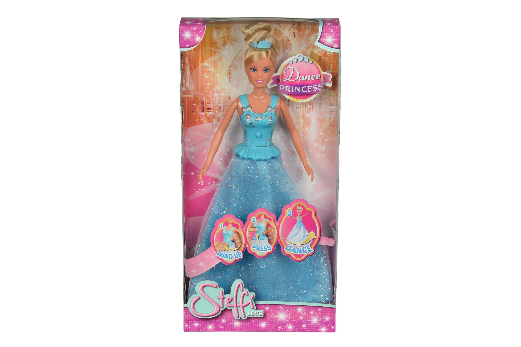 Steffi Love Dance Prinzessin 29cm