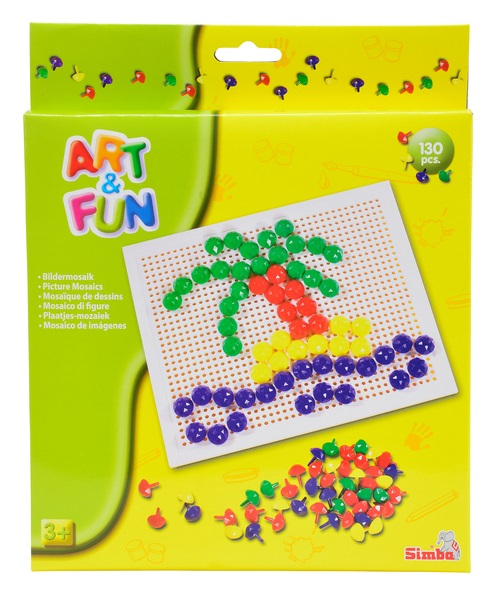 Art & Fun Diamant Mosaik