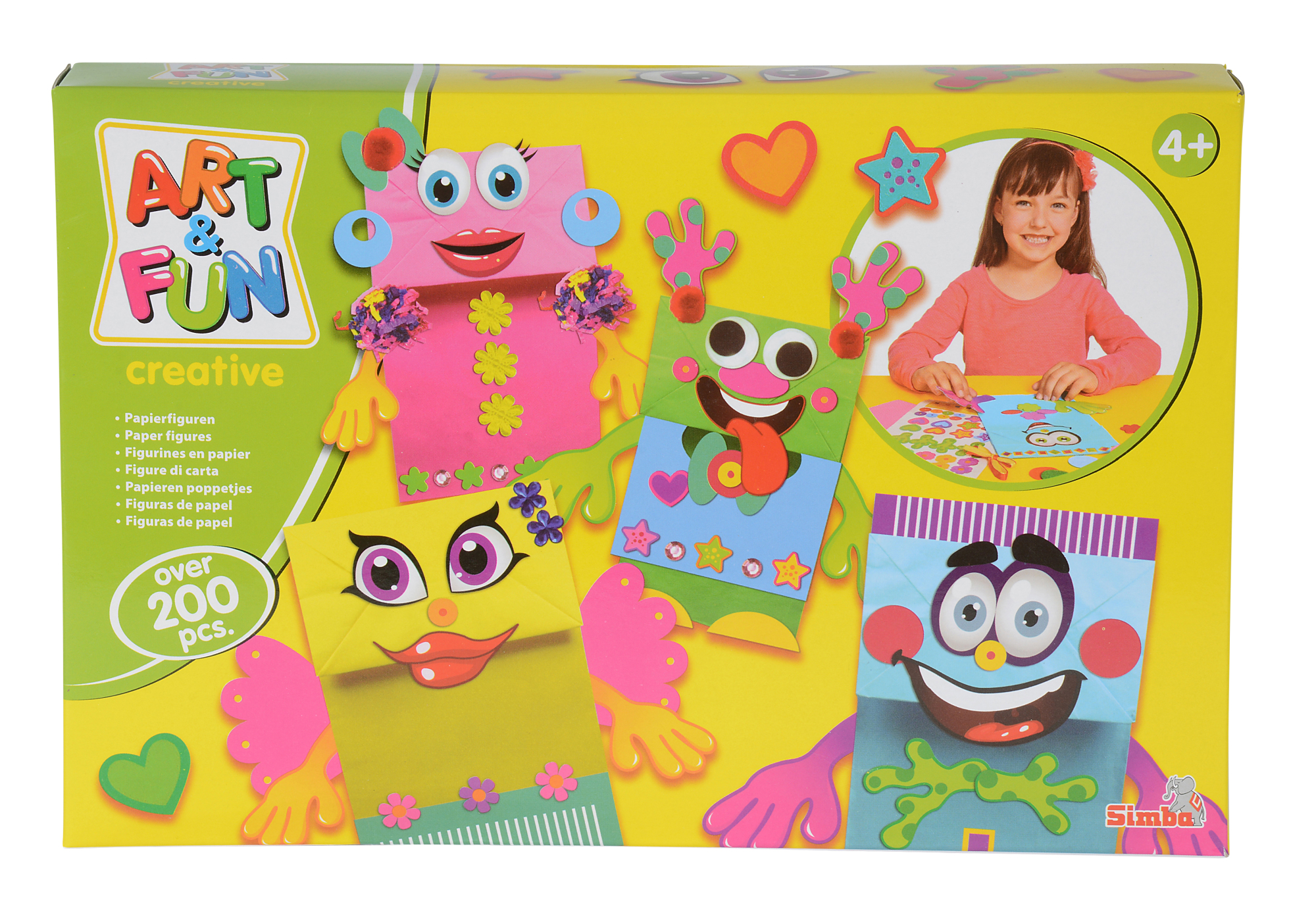 Art & Fun Papierfiguren