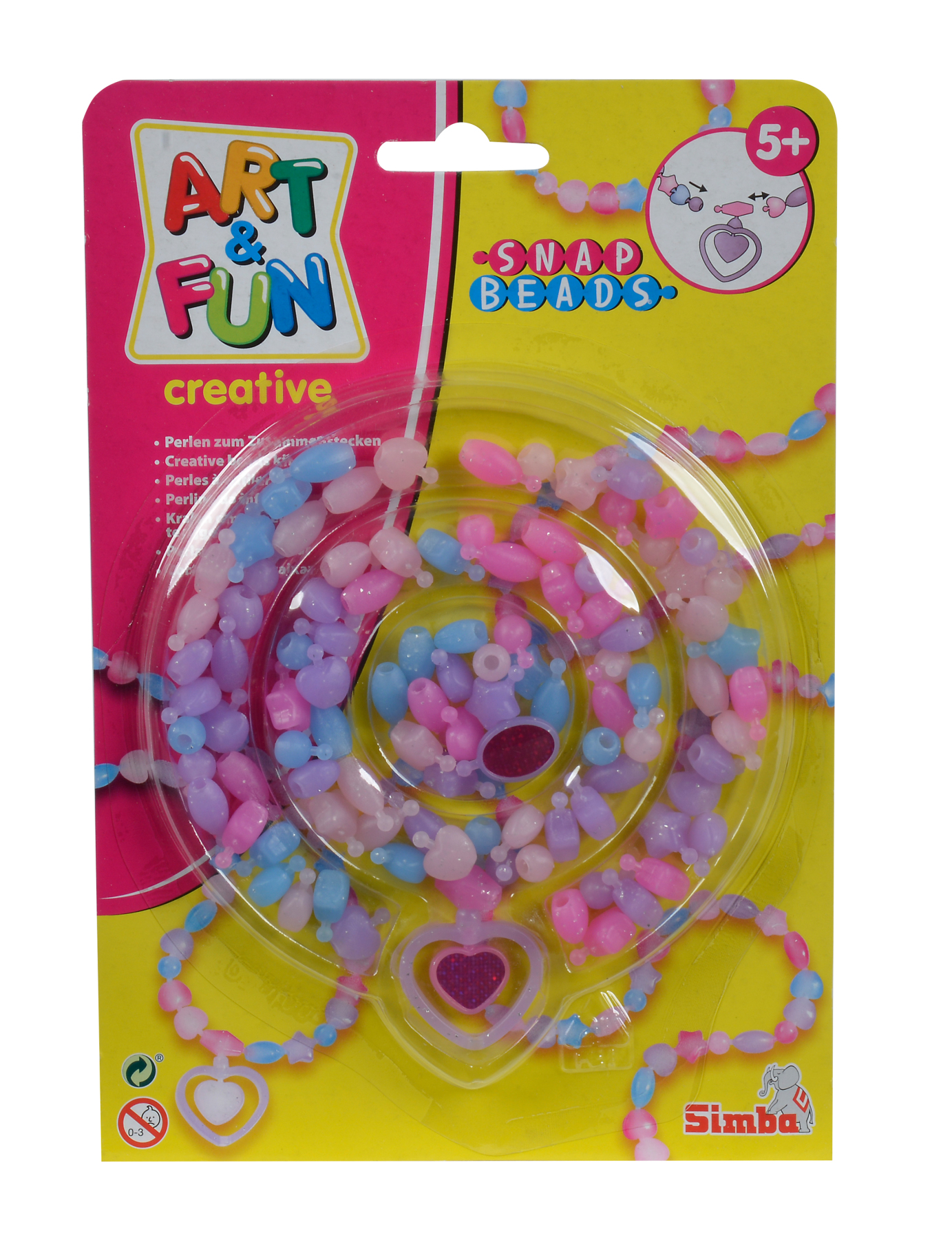 Art & Fun Snap Beads
