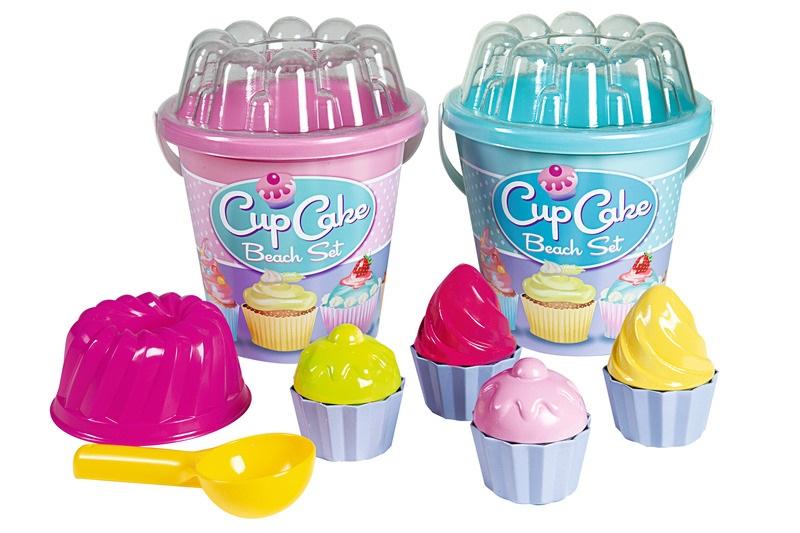 Cupcake Eimergarnitur 2fs