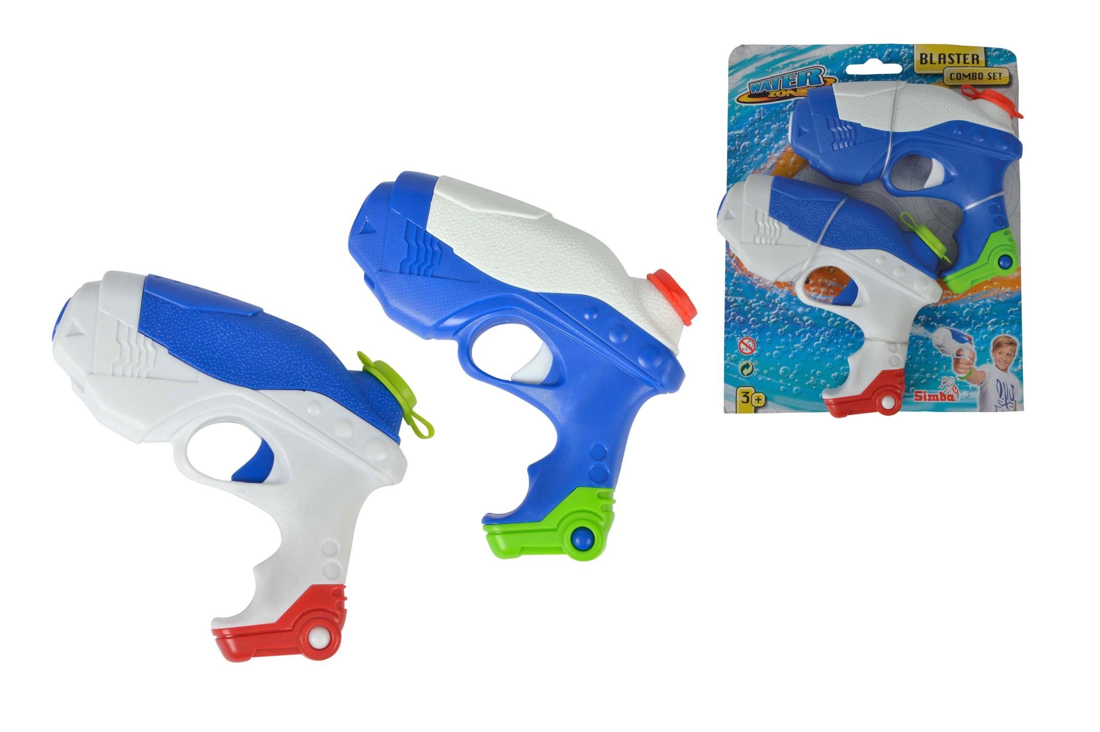 Waterzone Wasserpistolen Doppelset