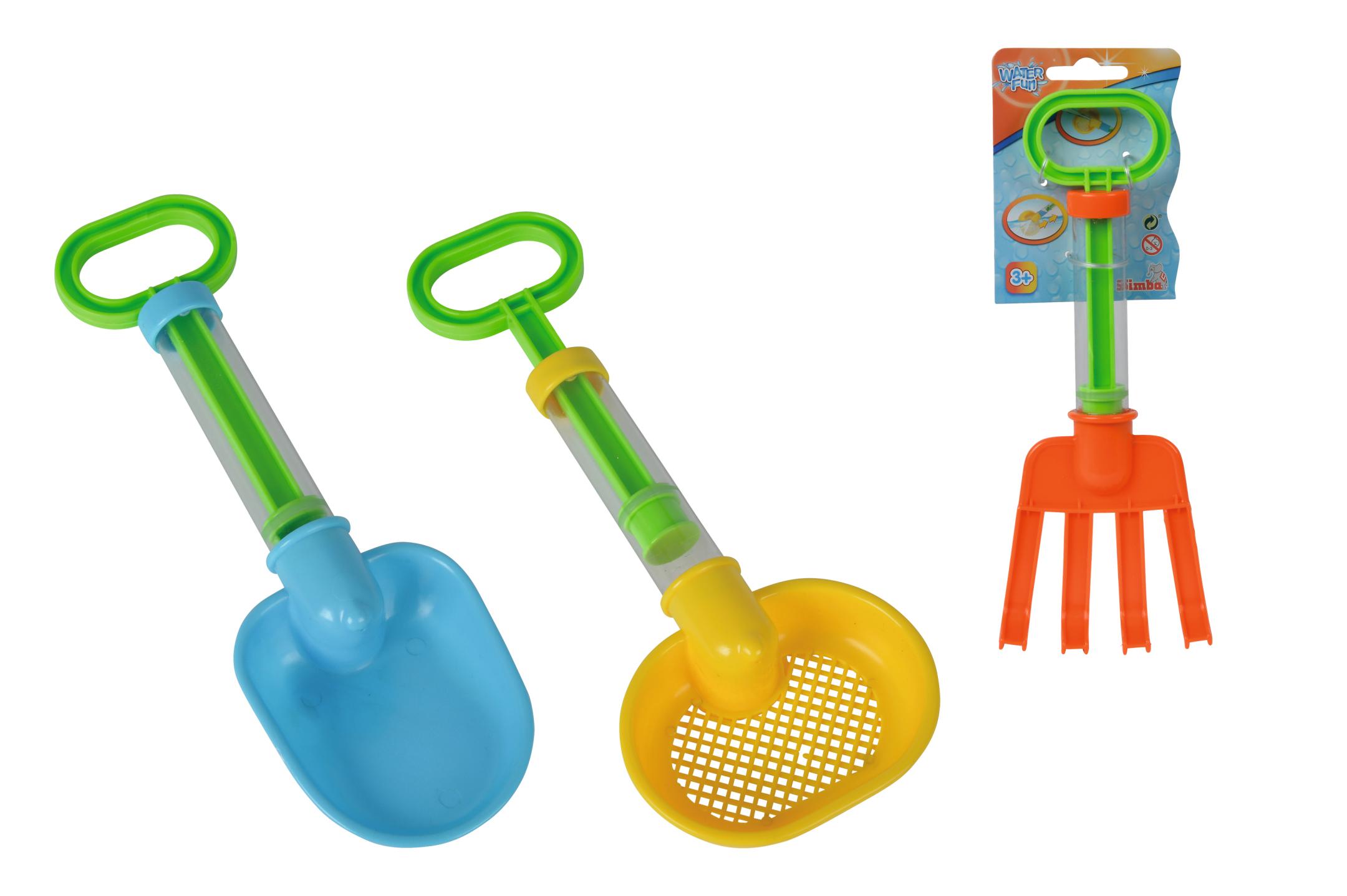 Sandspielzeug Wasserspritze 3fs