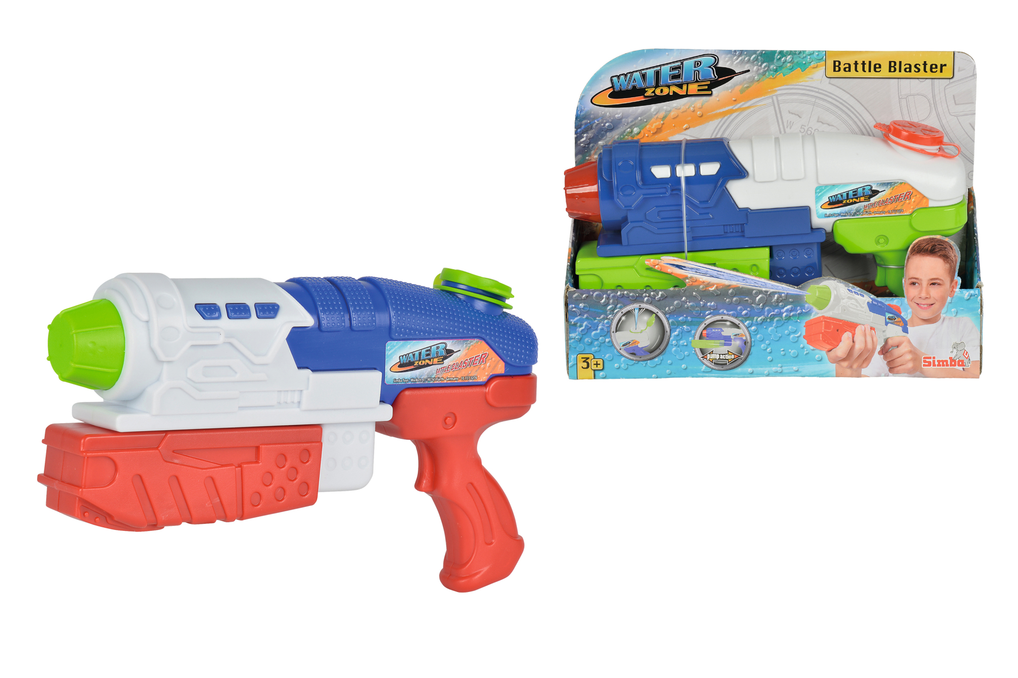 Water Zone Battle Blaster 2fs