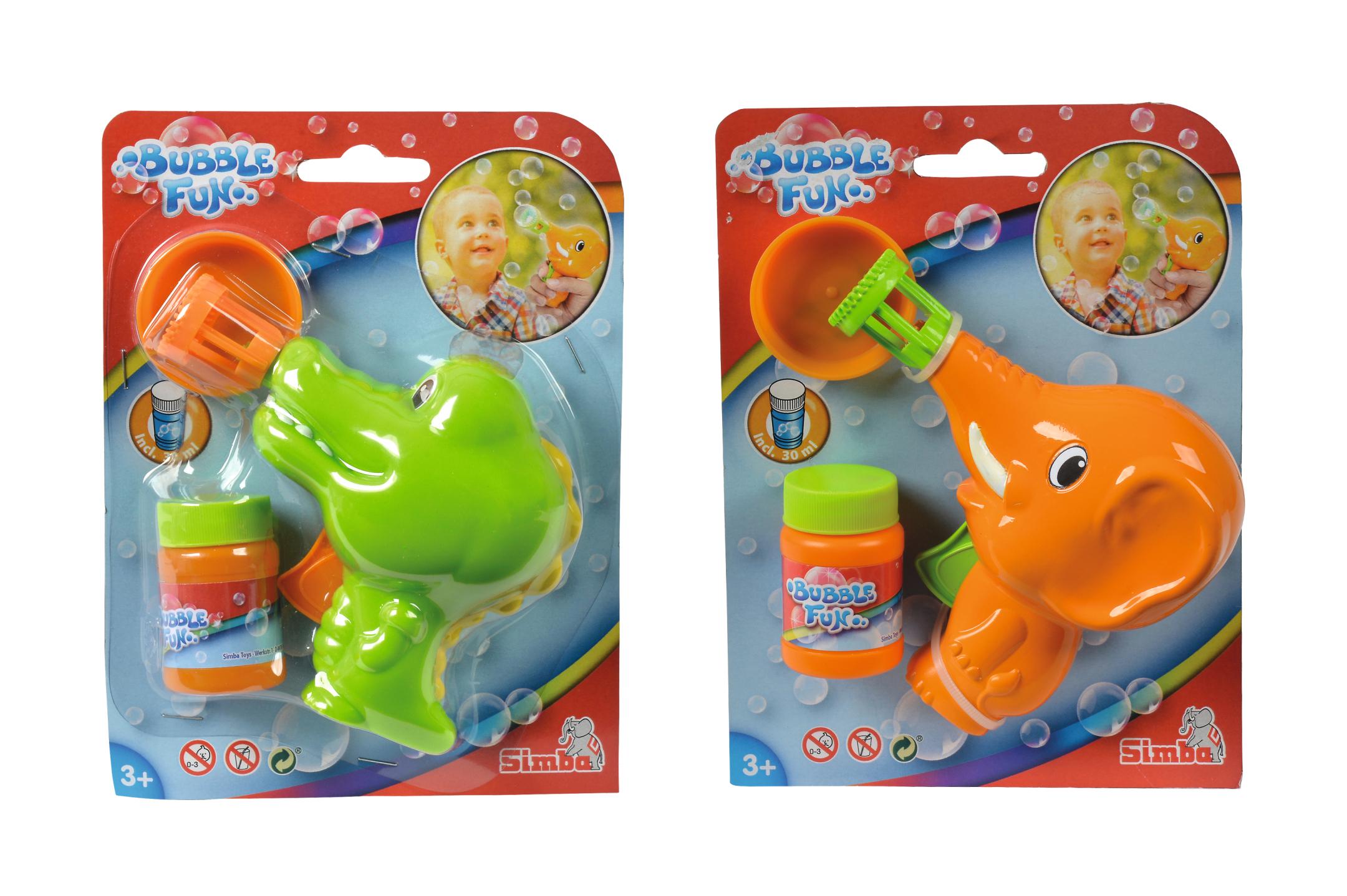 Seifenblasen Tiere 2f