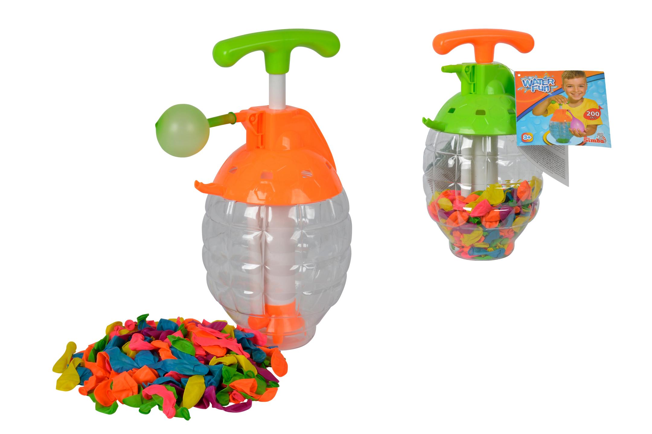 Water Fun Wasserbomben Füllflasche 2fs