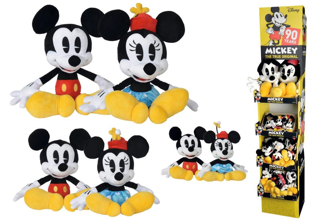 Disney Mickey+Minnie Retro 2fs.
