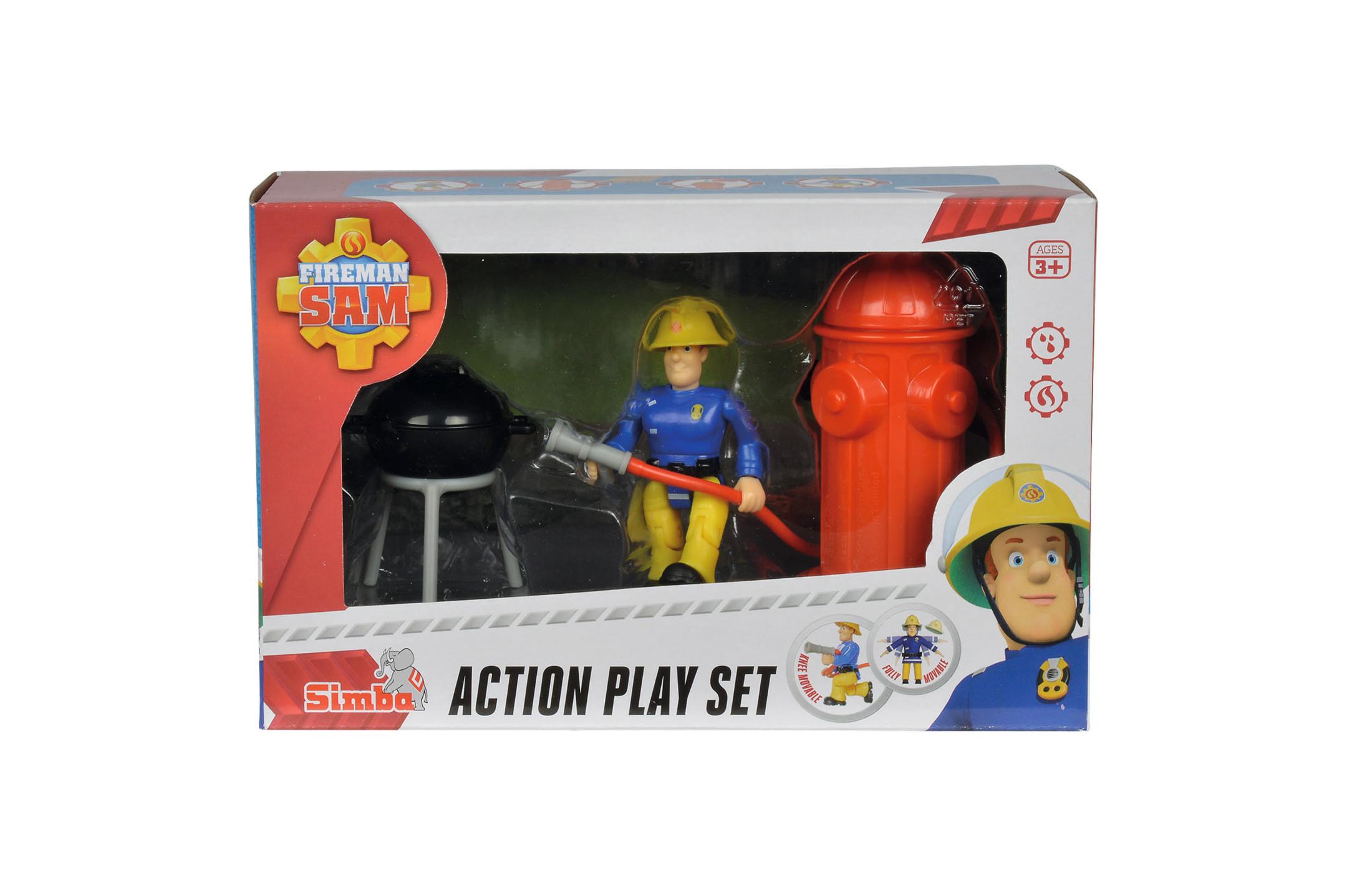Fireman Sam Feuerlöscher Set