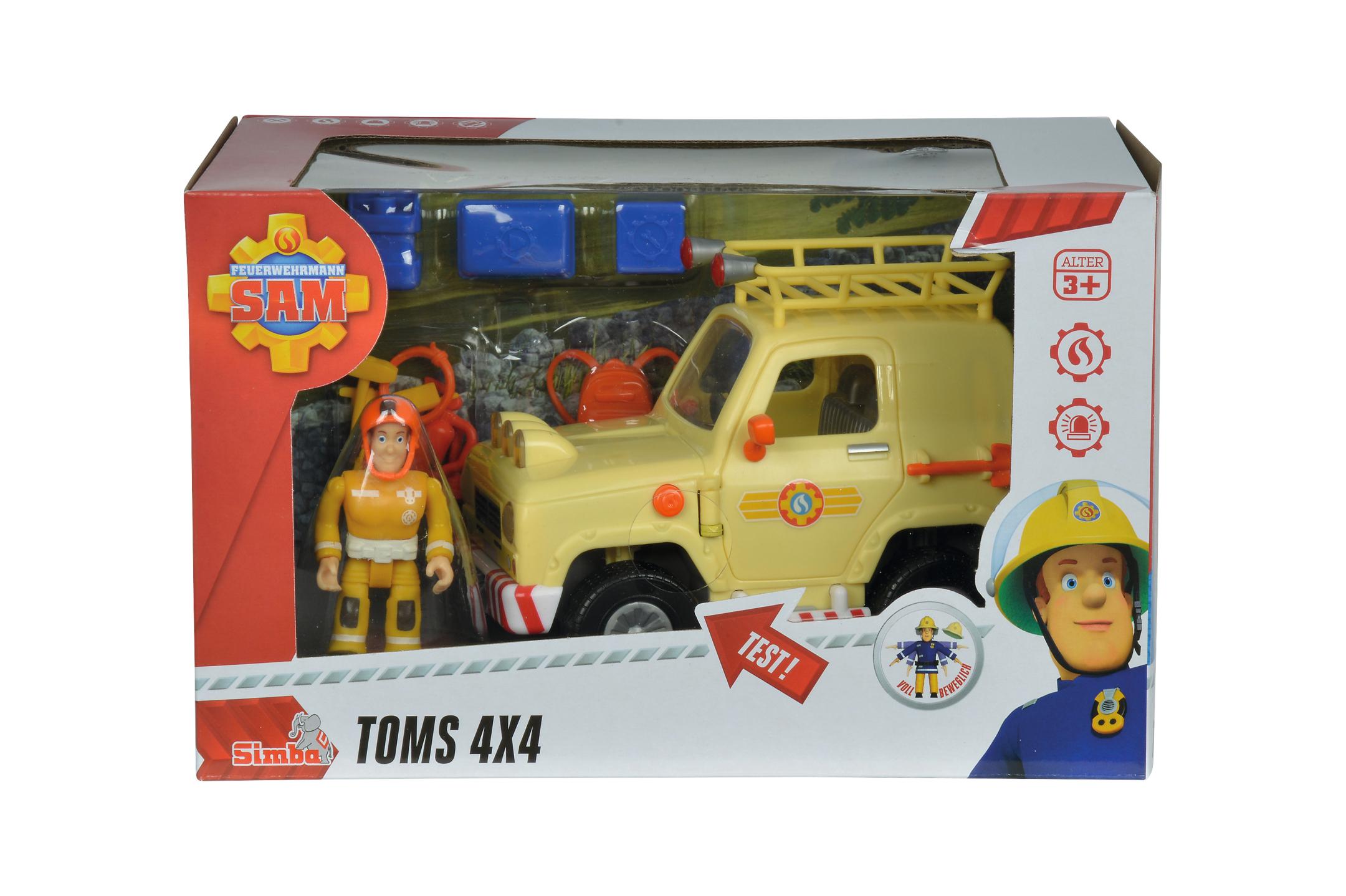 Fireman Sam Tom's Geländewagen