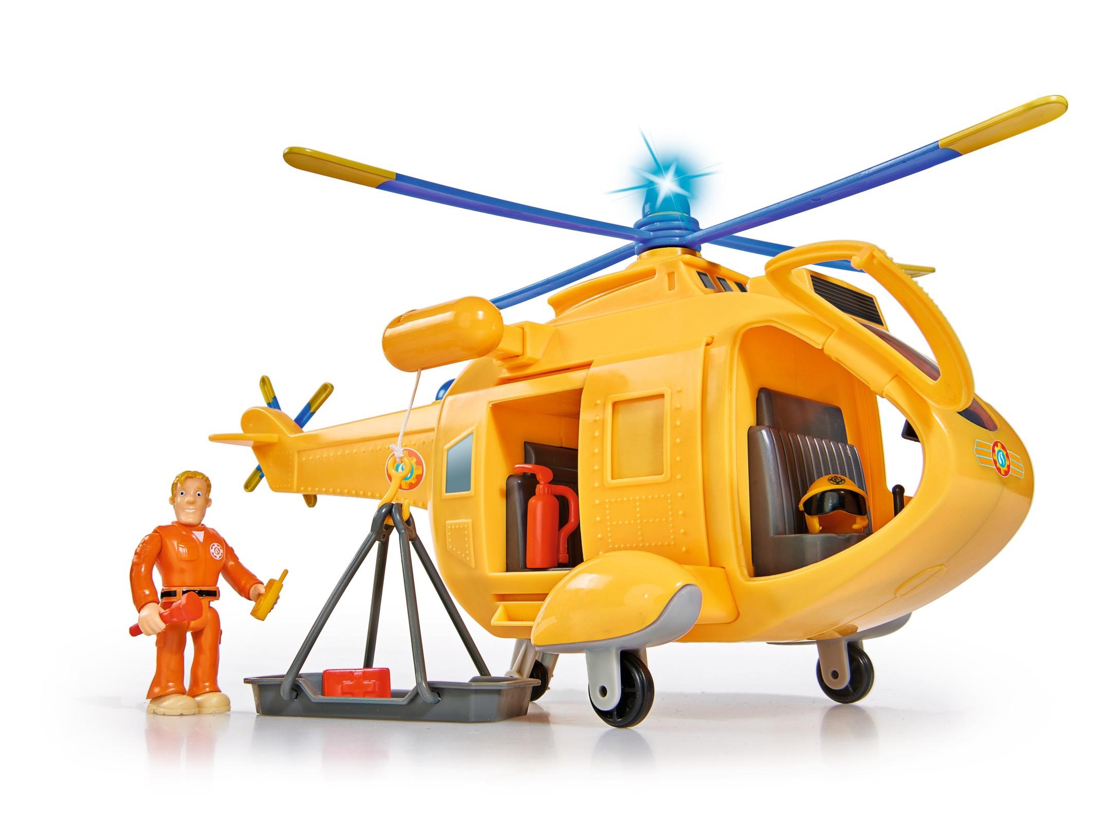 fireman sam helikopter wallaby ii