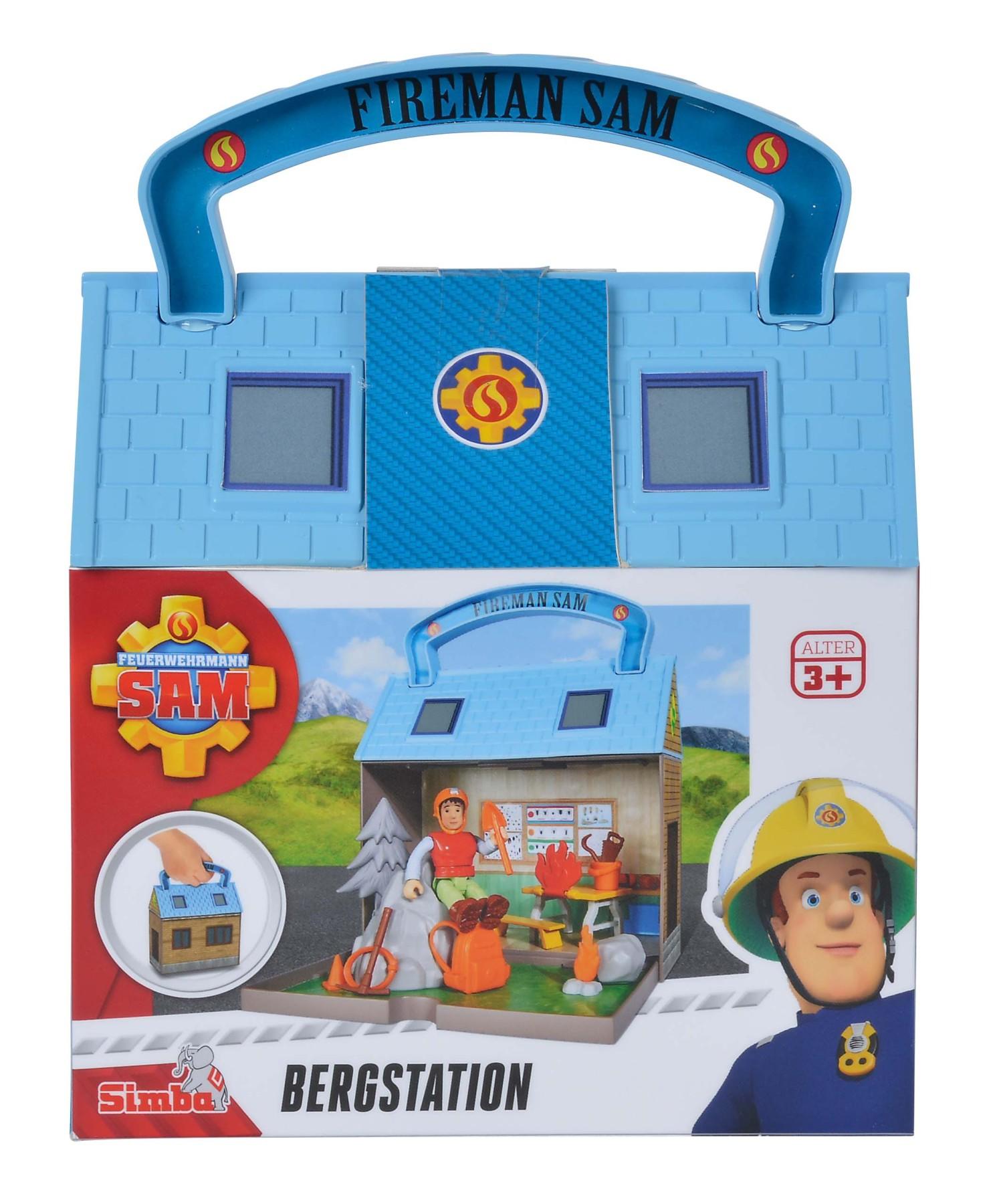 Fireman Sam Bergrettungszentrum