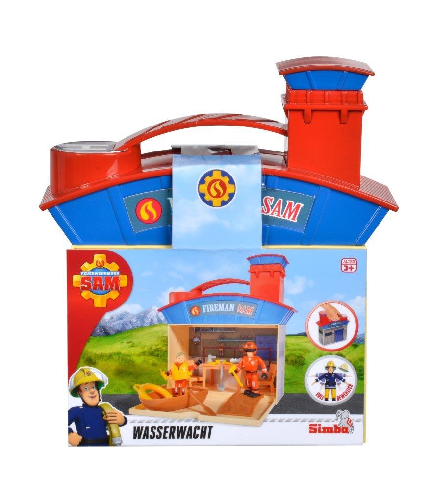 Fireman Sam Wasserrettungsset
