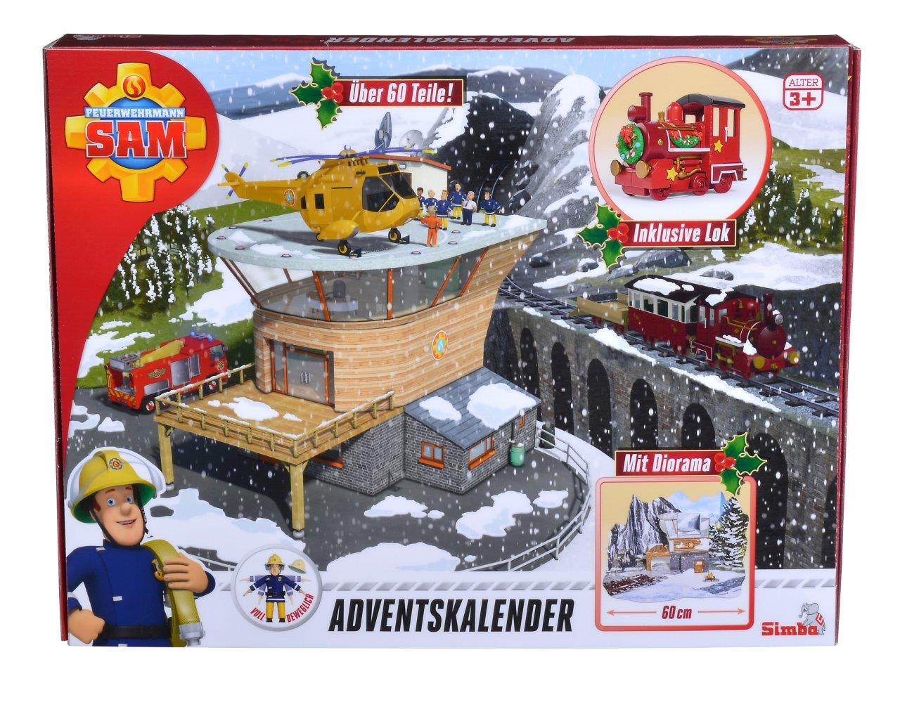 Sam Adventskalender 2018